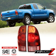 2005-2008 Toyota Tacoma Factory Style Rear LEFT+RIGHT Pair Tail Light Brake Lamp