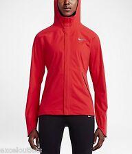 NWT! Nike WMNS Shieldrunner Running Jacket Size S 689469 696 (#3160)