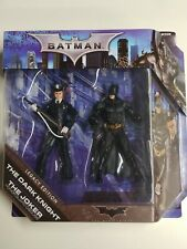 DC DARK KNIGHT BATMAN JOKER HONOR GUARD DISGUISE LEGACY EDITION 2 PACK DCUC