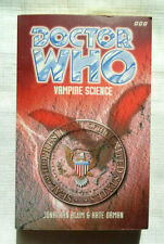 Doctor Who Vampire Science by Jonathan Blum Kate Orman 1998 Paperback