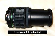SMC Pentax DA 50-200mm F4-5.8 ED Lense. Virtually MINT CONDITION