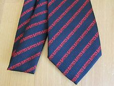 BAYNES Tie after Take Over by Fabric Care CRICKET Interest Tie by Burton