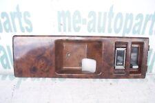 1993-1996 CADILLAC FLEETWOOD BROUGHAM RIGHT REAR DOOR HANDLE BEZEL LOCK 10163062