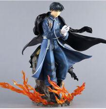 Anime Fullmetal Alchemist: Roy Mustang 21cm Toy Figure Doll New in Box