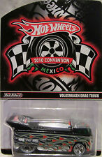 Volkswagen Drag Truck - 2010 Hot Wheels Mexico Convention 1/3000 Made!