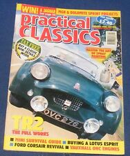 PRACTICAL CLASSICS FEBRUARY 1996 - TR2 THE FULL WORKS