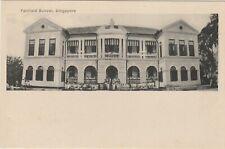 SINGAPORE Postcard FAIRFIELD GIRLS SCHOOL teachers students Methodist Pub House