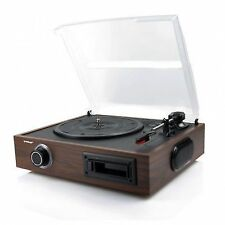 mbeat USB Turntable and Cassette to Digital Recorder USBTR08