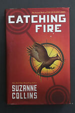 CATCHING FIRE - HUNGER GAMES BK 2 Suzanne Collins - 1st Ed. 1st Printing (HC/DJ)