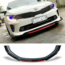 Front Bumper Spoiler Protector Plate Lip Body Kit For Kia Optima K5 2014-2017