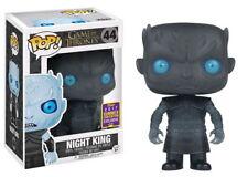 Figura Translucent Night King  Funko Pop Game Thrones San Diego Comic Con SDCC