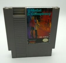 The Mafat Conspiracy Nintendo Entertainment System Game Cartridge Only