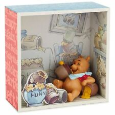 Winnie the Pooh Hundred Acre Wood Series - Tummy Full of Hunny - Hallmark