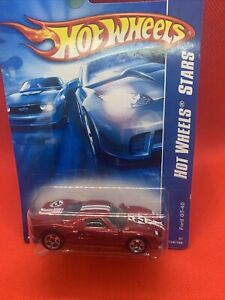 HOT WHEELS 2007 STARS FORD GT-40 134/156 THAILAND SEALED UNOPENED HTF