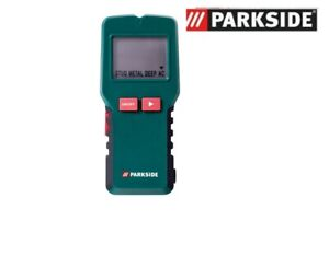 New Parkside 4-in-1 Stud Detector Finder Scanner Metal Wire Cable Pipe + Battery