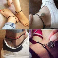 1pc Women 12 Constellation Ankle Bracelet Chain Beach Anklet Foot Jewellery