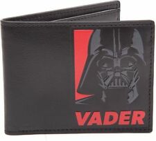 Star Wars Bifold Wallets for Men with Credit Card