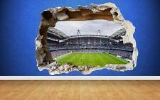 Adesivi e stancil da parete adesivo sport 3D