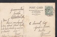 Family History Genealogy Postcard - Sennet - 1 Gordon Terrace, Plymouth RF130