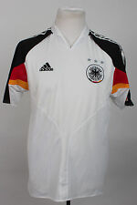 VINTAGE ADIDAS GERMANY SHIRT FOOTBALL TRIKOT HOME EURO 2004 JERSEY BALLACK M