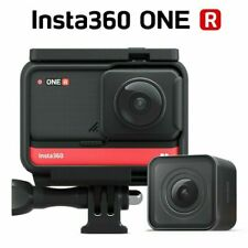 Insta360 ONE R Twin Edition Camcorder Red/Black Brand New Factory Sealed