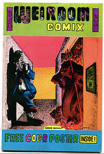 "1972 ""Weirdom"" Comix #15 John Williams Corben Boxwell Underground Comic FN+"