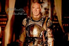 IAN McELHINNEY signed Autogramm 20x30cm GAME OF THRONES in Person autograph COA
