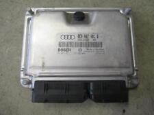 Motorsteuergerät 2.5 v6 TDI Audi VW unidad de control BFC motor 8e0907401q Abt-chip