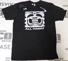 BJ Penn Signed Official UFC Hall of Fame Shirt BAS Beckett COA Hawaii Autograph