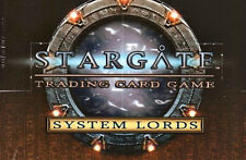 STARGATE TCG SYSTEM LORDS Jennings Agent Trust #092