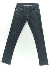 "J BRAND JS/09  men's jeans SKINNY FIT  DK CLEAN  size 29 / inseam 33"""