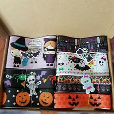 Y18 Halloween Ribbon Bundle. Job Lot Make Your Own Bows Crafts. Resins.