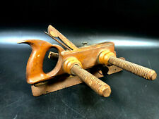 New Listing19th Century Cabinet Makers Adjustable Hand Plane ~ Wooden Joinery
