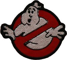 Ghostbusters Film Ghost Gremlin Ghoul Iron-Sew On Embroidered Patch Badge 6.5cm