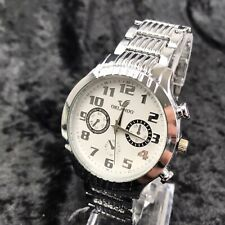 MEN'S ORLANDO QUARTZ ANALOGUE FASHION  WRIST WATCH NEW BATTERY