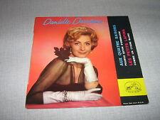 DANIELLE DARRIEUX EP FRANCE GILBERT BECAUD