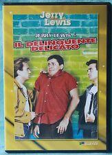 JERRY LEWIS - IL DELINQUENTE DELICATO - DVD N.01437