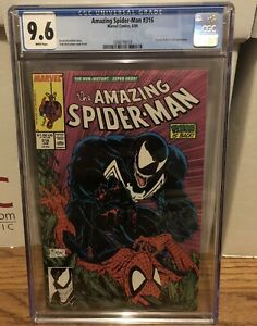Amazing Spider-Man 316 CGC 9.6