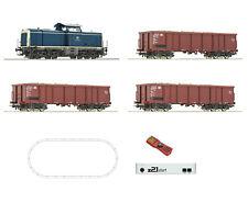 Roco 51299 H0 Digital Z21 Starter Set Diesel Locomotive BR 211 With Rübenzug