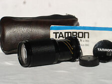 TAMRON 70-210mm F 3.8-4 ADAPTALL lens for NIKON AI mount