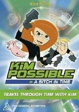 Kim Possible - A Stitch In Time (DVD, 2005)
