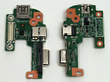 Dell Inspiron N5110 Dc Power Jack Usb Vga Crt Board dq15dn15 48.4 if05.011 3550
