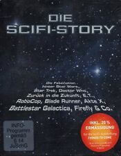 The Real History of Scince Fiction - Blu-Ray Steelbook !