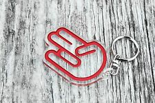JDM shocker hand Japan keychain Llavero porta-chaves Schlüsselanhänger