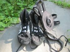 Asics wrestling shoes and head protection Youth Size 7 (Euro 38)