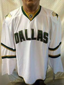 Reebok Authentic NHL Jersey DALLAS Stars Team White sz 58