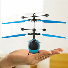 Mini Remote Control Helicopter Kids Toy 2 Channel Electronic Funny Aircraft