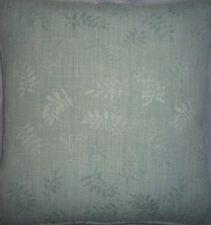A 16 Inch cushion cover in Laura Ashley Melbury Duck Egg fabric