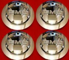 4pcs 07- 14 GMC SIERRA Denali 1500 YUKON XL DENALI Hub Wheel Chrome Center Caps