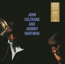 John Coltrane and Johnny Hartman -  SEALED NEW 180g LP import top vocal album